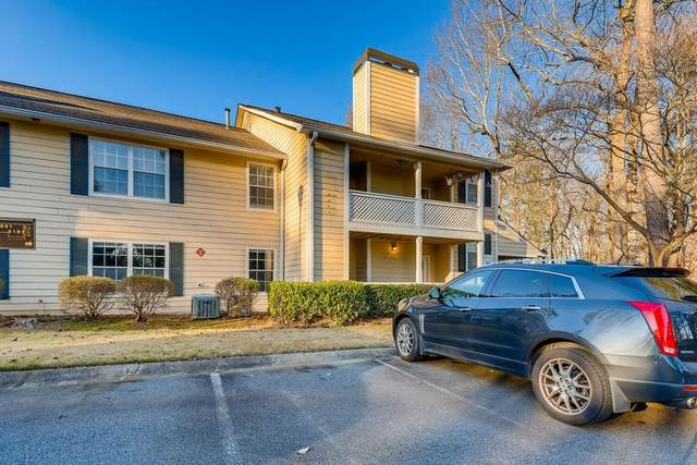 4161 Riverlook Parkway SE #206, Marietta, GA 30067 (MLS #6842590) :: Kennesaw Life Real Estate