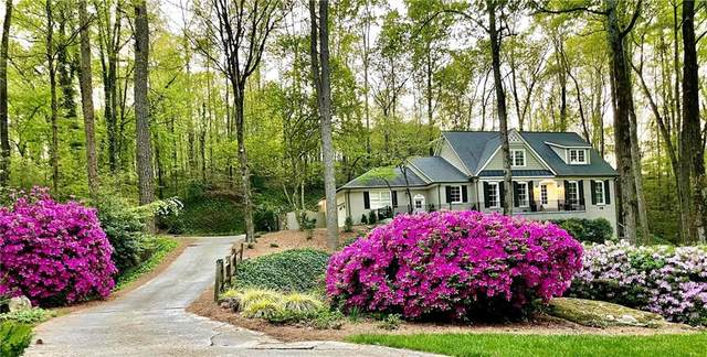 4944 Carol Lane, Atlanta, GA 30327 (MLS #6851583) :: The Hinsons - Mike Hinson & Harriet Hinson