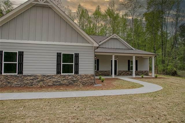 111 Water Oak Drive, Monticello, GA 31064 (MLS #6854757) :: Rock River Realty