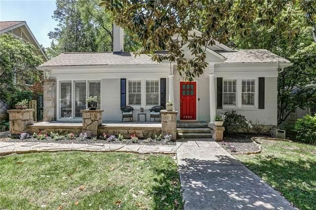 3248 W Shadowlawn Avenue NE, Atlanta, GA 30305 (MLS #6874450) :: Good Living Real Estate