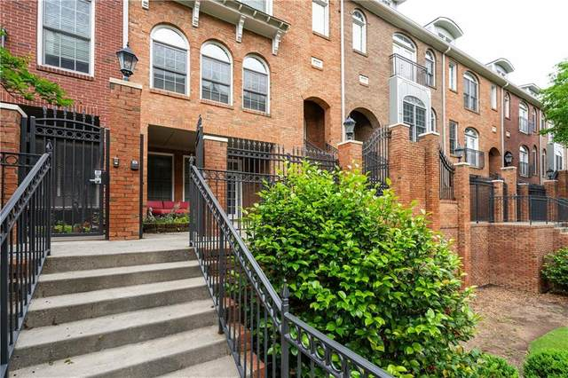 542 Centennial Olympic Park Drive NW, Atlanta, GA 30313 (MLS #6878212) :: Kennesaw Life Real Estate