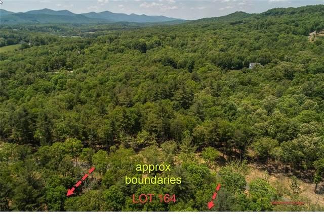 164 Highland Park IV, Blairsville, GA 30512 (MLS #6882801) :: Dillard and Company Realty Group