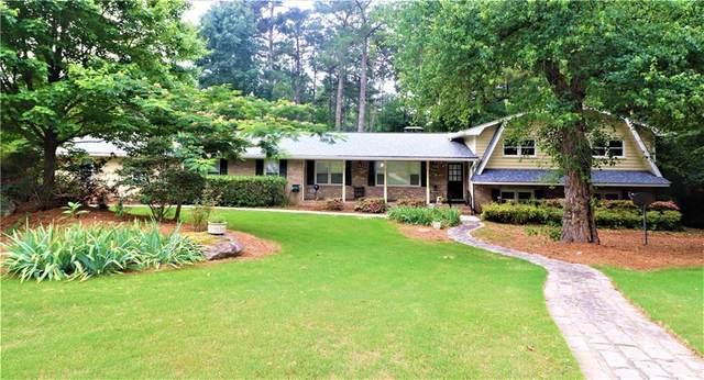 2784 Cravey Drive NE, Atlanta, GA 30345 (MLS #6887920) :: AlpharettaZen Expert Home Advisors
