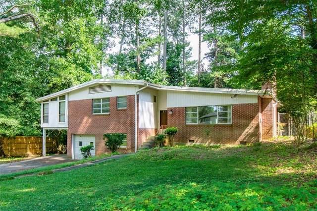 2087 Beaver Road NE, Atlanta, GA 30345 (MLS #6896645) :: Good Living Real Estate