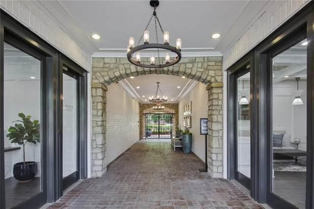 625 Piedmont Avenue NE #1027, Atlanta, GA 30308 (MLS #6902144) :: The Kroupa Team | Berkshire Hathaway HomeServices Georgia Properties