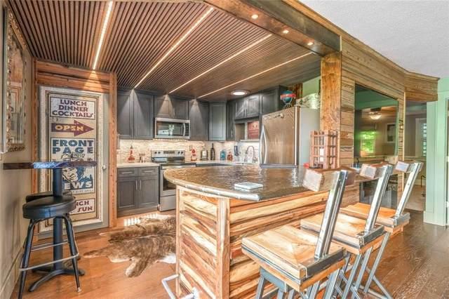 120 Alden Avenue NW B5, Atlanta, GA 30309 (MLS #6907418) :: The Kroupa Team | Berkshire Hathaway HomeServices Georgia Properties