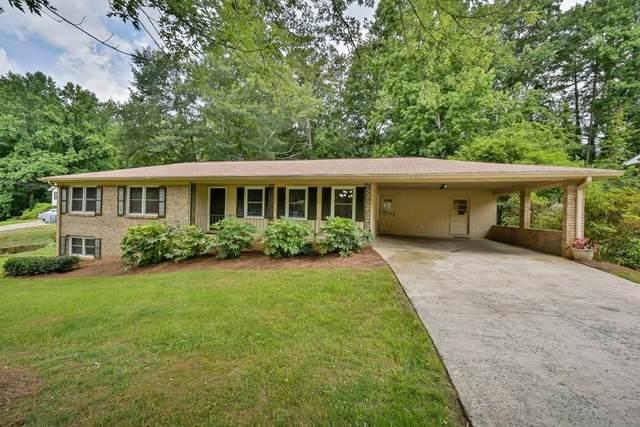 2270 Jomarc Way, Marietta, GA 30062 (MLS #6910967) :: North Atlanta Home Team