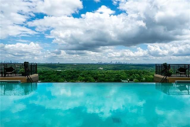 2950 Mount Wilkinson Parkway #608, Atlanta, GA 30339 (MLS #6918345) :: Dawn & Amy Real Estate Team