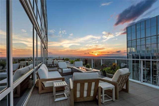 3325 Piedmont Road NE #3101, Atlanta, GA 30305 (MLS #6920231) :: Atlanta Communities Real Estate Brokerage