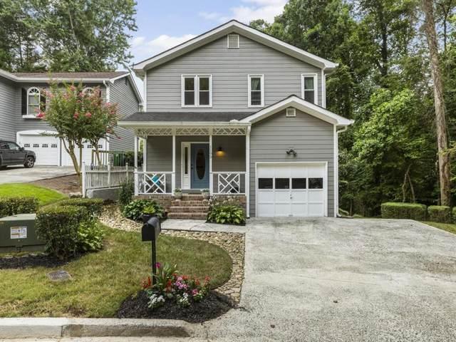 1193 Club Walk Drive, Brookhaven, GA 30319 (MLS #6922438) :: Good Living Real Estate