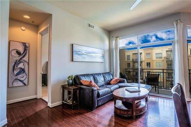 711 Cosmopolitan Drive NE #316, Atlanta, GA 30324 (MLS #6930936) :: Good Living Real Estate