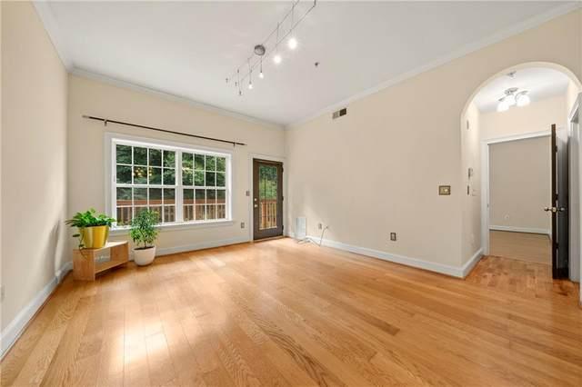 1635 Briarcliff Road NE #10, Atlanta, GA 30306 (MLS #6938559) :: Dawn & Amy Real Estate Team