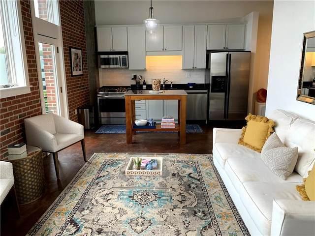 640 NE Glen Iris Drive #504, Atlanta, GA 30308 (MLS #6946527) :: The Kroupa Team | Berkshire Hathaway HomeServices Georgia Properties
