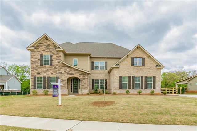 106 Carmichael Drive, Canton, GA 30115 (MLS #5819282) :: RE/MAX Paramount Properties