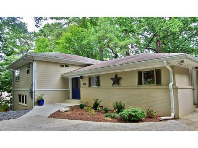 1220 Poplar Grove Drive NE, Atlanta, GA 30306 (MLS #5882611) :: North Atlanta Home Team