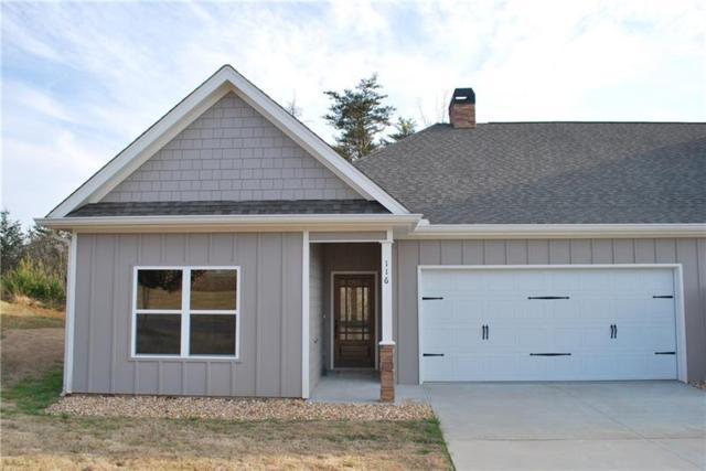 116 Village Drive, Dahlonega, GA 30533 (MLS #5883838) :: RE/MAX Paramount Properties