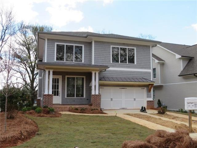 460 Trabert Avenue, Atlanta, GA 30309 (MLS #5896078) :: North Atlanta Home Team