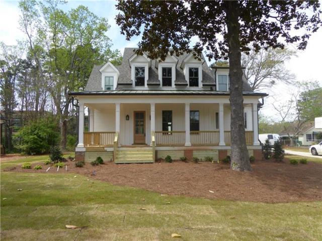 2450 Oak Avenue, Tucker, GA 30084 (MLS #5909442) :: Carr Real Estate Experts