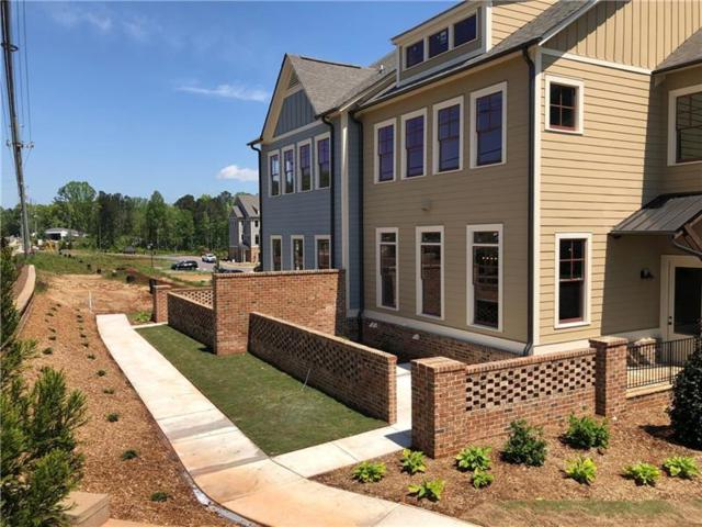12559 Arnold Mill Road #13, Milton, GA 30004 (MLS #5939932) :: The North Georgia Group