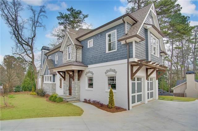 3405 Roswell Road, Atlanta, GA 30305 (MLS #5940338) :: The Russell Group