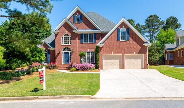 2080 Ector Overlook Road NW, Kennesaw, GA 30152 (MLS #5955535) :: The Bolt Group