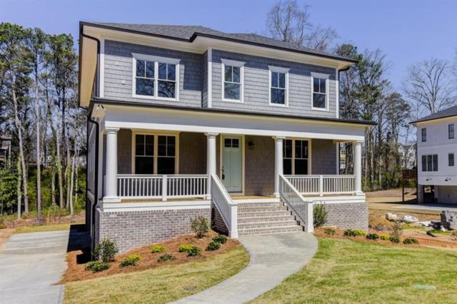 2033 Lee Road SE, Smyrna, GA 30080 (MLS #5966130) :: North Atlanta Home Team