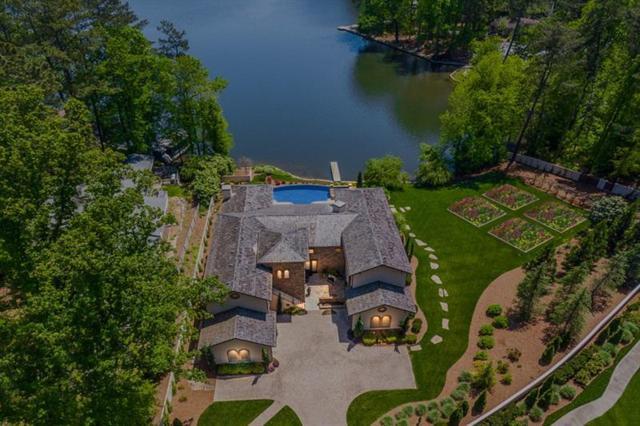 4025 N Berkeley Lake Road NW, Berkeley Lake, GA 30096 (MLS #5981593) :: North Atlanta Home Team