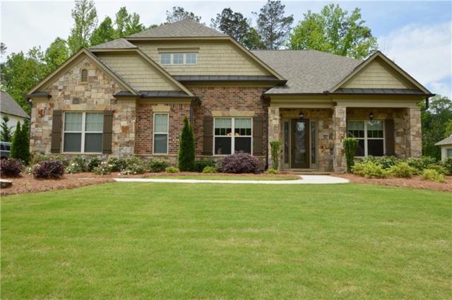 704 Creekside Bend, Alpharetta, GA 30004 (MLS #5983652) :: North Atlanta Home Team