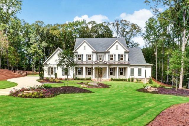 150 Trinity Farm Drive, Canton, GA 30115 (MLS #6007412) :: The Russell Group