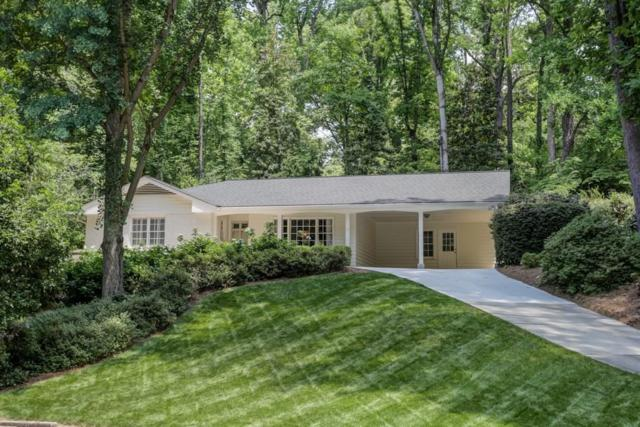 999 Tennyson Drive NW, Atlanta, GA 30318 (MLS #6008052) :: The Hinsons - Mike Hinson & Harriet Hinson