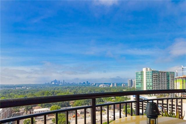 325 E Paces Ferry Road NE #1805, Atlanta, GA 30305 (MLS #6036455) :: Kennesaw Life Real Estate