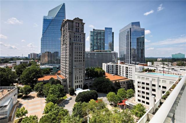3324 Peachtree Road NE #1901, Atlanta, GA 30326 (MLS #6043370) :: The North Georgia Group