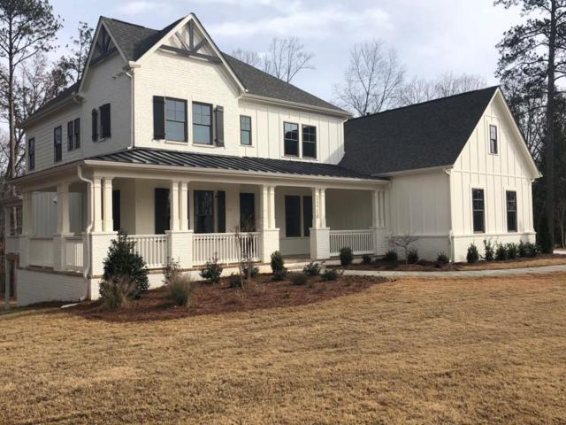 15710 Burdette Court, Milton, GA 30004 (MLS #6045263) :: North Atlanta Home Team