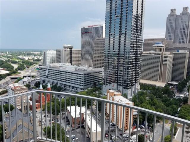400 W Peachtree Street NW #3011, Atlanta, GA 30308 (MLS #6054615) :: The Zac Team @ RE/MAX Metro Atlanta