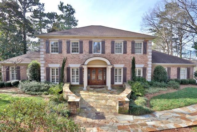 8930 Ridgemont Drive, Sandy Springs, GA 30350 (MLS #6101528) :: North Atlanta Home Team