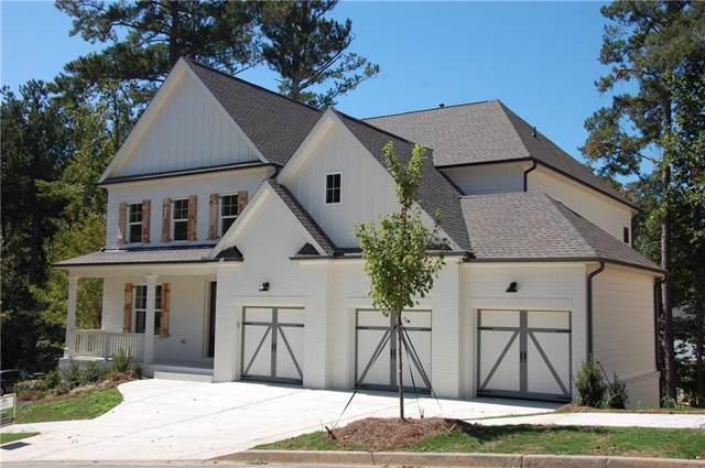 244 Harmony Lake Drive, Holly Springs, GA 30115 (MLS #6507039) :: North Atlanta Home Team