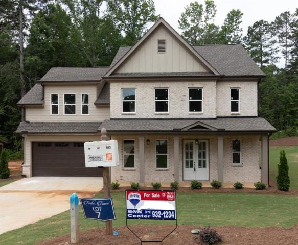 2605 Timler Trace, Snellville, GA 30078 (MLS #6522696) :: KELLY+CO
