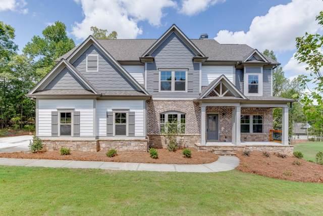 693 Lake Crest Drive, Jefferson, GA 30549 (MLS #6568003) :: North Atlanta Home Team