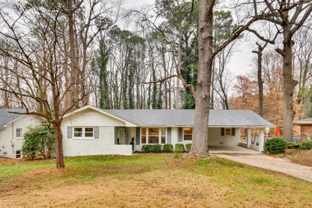 2114 Zelda Drive, Atlanta, GA 30345 (MLS #6571043) :: North Atlanta Home Team