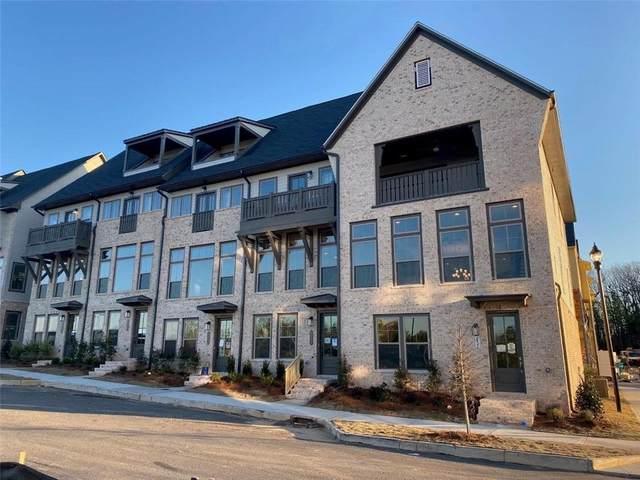 2451 Figaro Drive #197, Atlanta, GA 30339 (MLS #6582125) :: Path & Post Real Estate