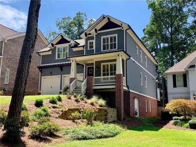 3204 Silver Lake Drive NE, Brookhaven, GA 30319 (MLS #6588945) :: North Atlanta Home Team