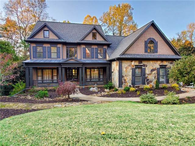 109 Grandmar Chase, Canton, GA 30115 (MLS #6589690) :: North Atlanta Home Team