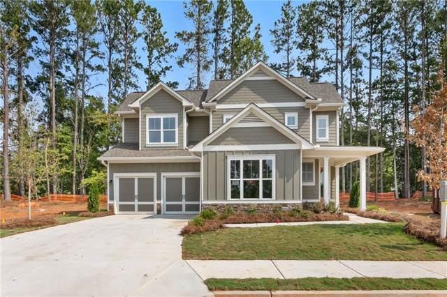 124 Oakdale Woods Lane, Acworth, GA 30102 (MLS #6604960) :: North Atlanta Home Team