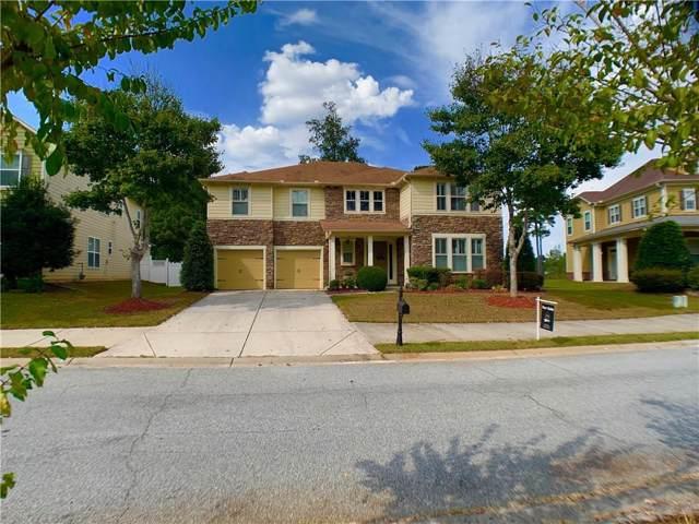 7457 Mistydawn Drive, Fairburn, GA 30213 (MLS #6610576) :: North Atlanta Home Team