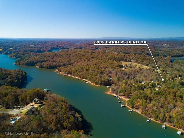 6905 Barkers Bend Drive, Murrayville, GA 30564 (MLS #6636112) :: Todd Lemoine Team
