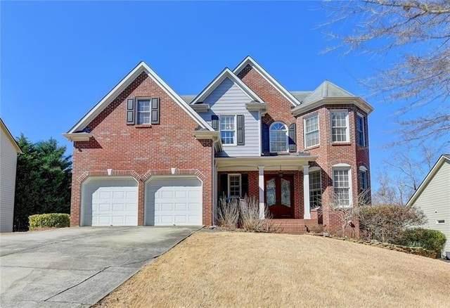 6410 Hampton Rock Lane, Cumming, GA 30041 (MLS #6670252) :: MyKB Partners, A Real Estate Knowledge Base