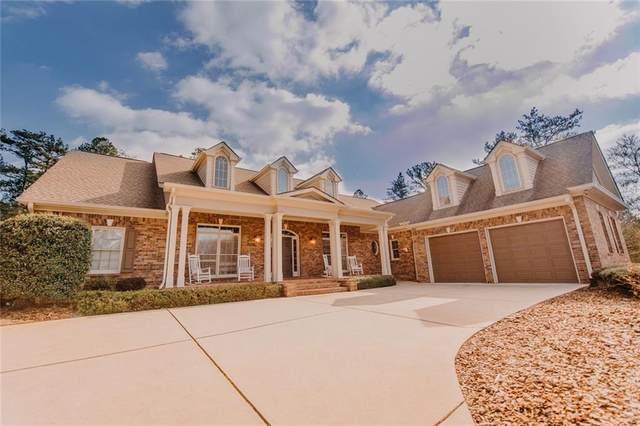 4681 Manor Drive, Gainesville, GA 30506 (MLS #6675377) :: The Heyl Group at Keller Williams