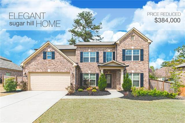 550 Wagon Hill Lane, Sugar Hill, GA 30518 (MLS #6702934) :: The Butler/Swayne Team