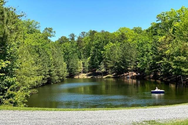 LT 5 Hunter Ridge - Mountain Lake Road, Ellijay, GA 30540 (MLS #6705329) :: The Butler/Swayne Team