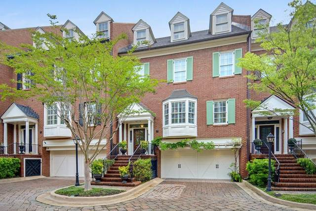 3685 Peachtree Road NE #17, Atlanta, GA 30319 (MLS #6712366) :: Vicki Dyer Real Estate